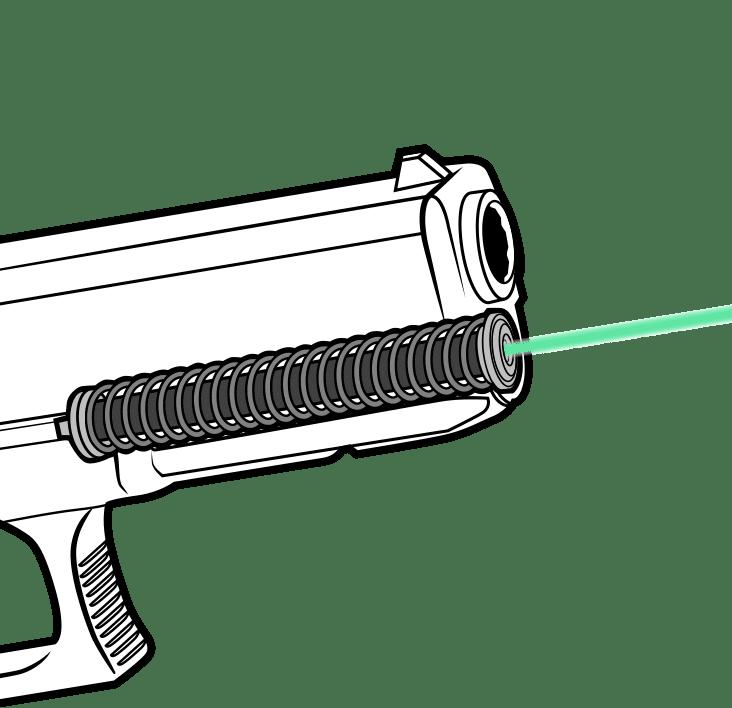 Internal Lasers