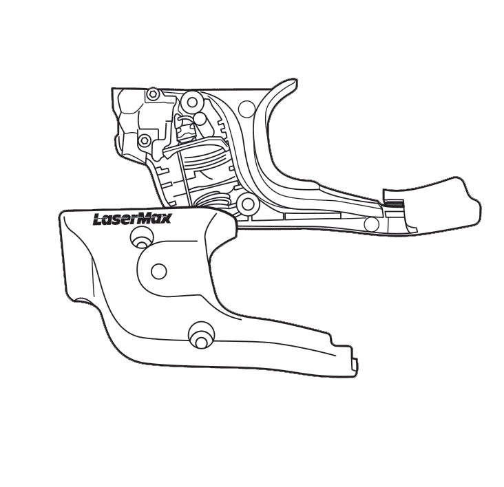 CenterFire Parts
